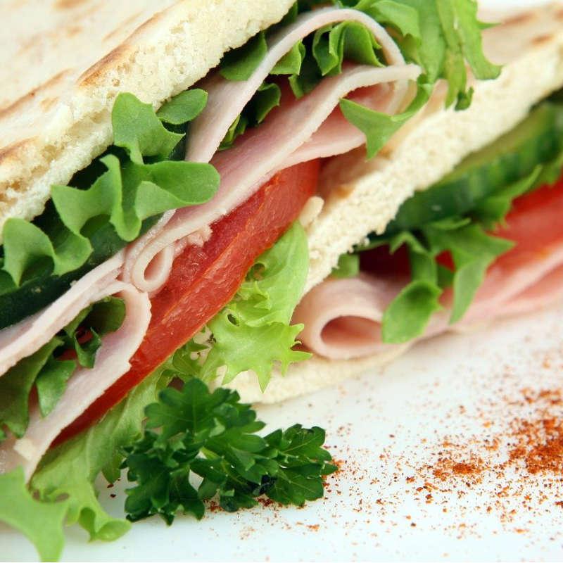 Sandwiches a domicilio