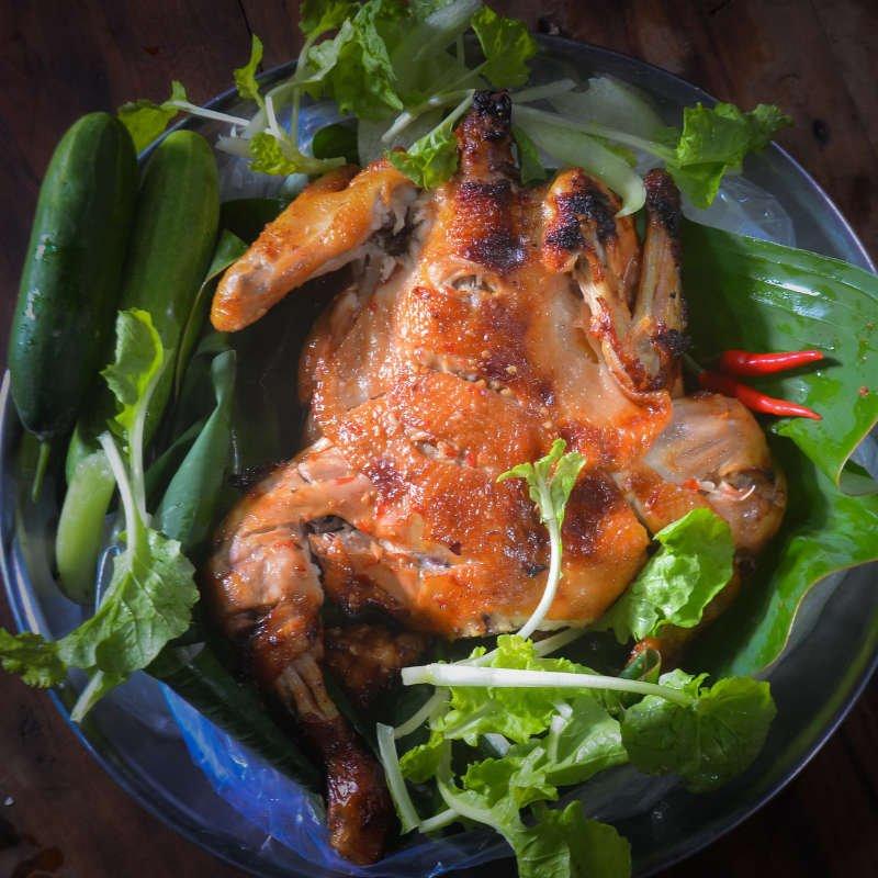 Pollo asado a domicilio